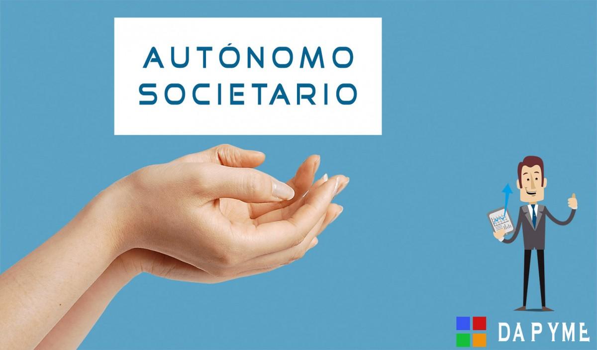 ¿Qué es un autónomo societario?