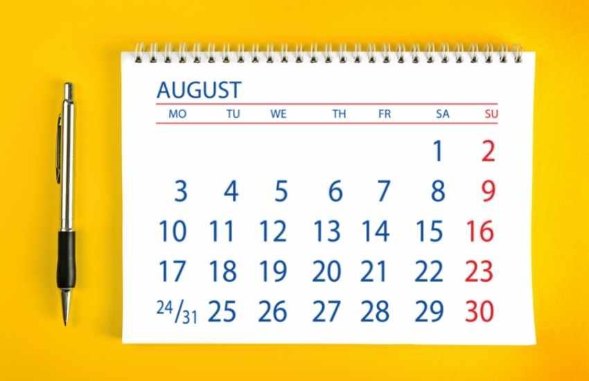 Plazos Judiciales y plazos administrativos ¿Es agosto inhábil?